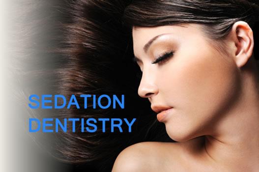 sedation dentistry services