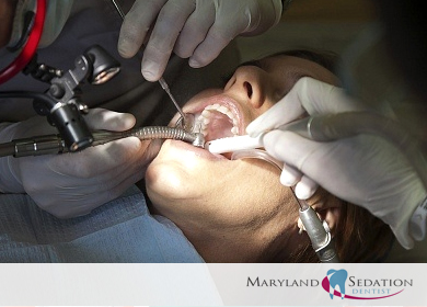 What is Oral Sedation Dentistry Image